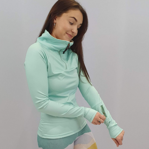Green-mint-base-layer-top